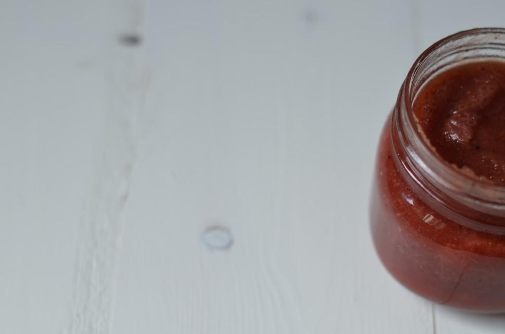 Erdbeer-Marmelade mit Balsamico