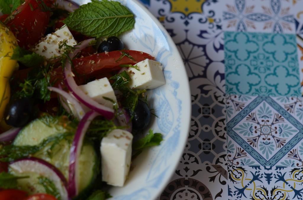Griechischer Salat_1